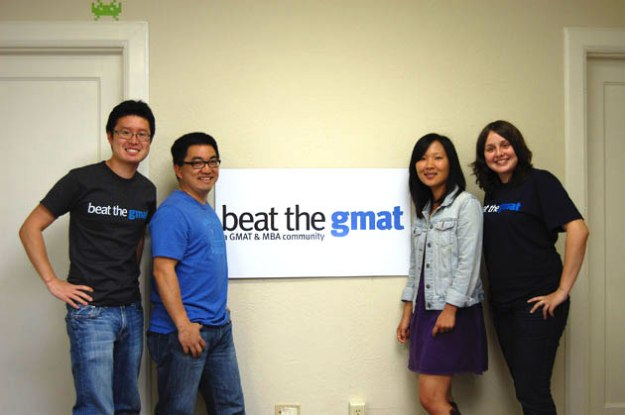 The Beat The GMAT Team