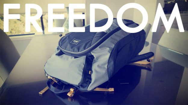 REI Vagabond Tour 40 Pack = Freedom