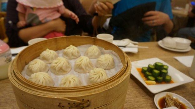 Xiaolongbao, perhaps the greatest thing you can ever do to your taste buds.