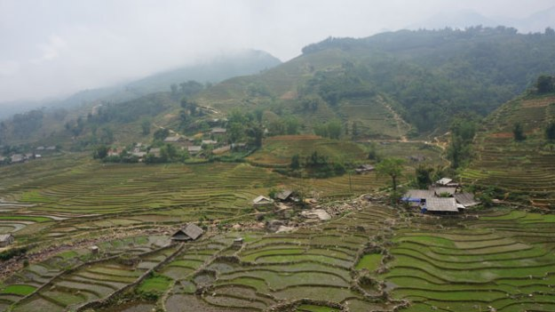 Sapa is SO BEAUTIFUL. You have to go.