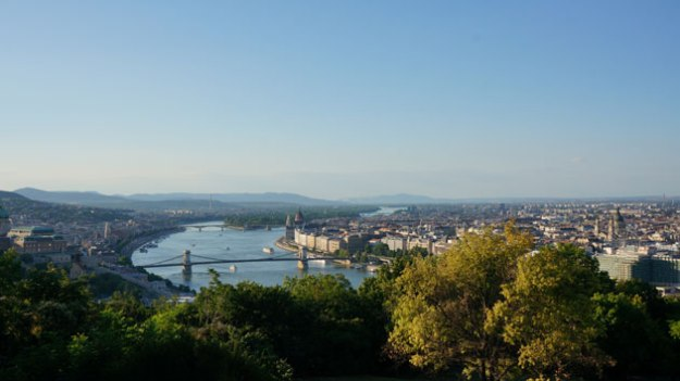 "Now that we've visited Budapest, we can pronounce it like the locals do: ""BudaPESHT"". Our friends will think we're douchebags."